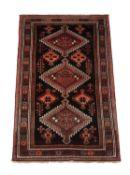 A Caucasian long rug