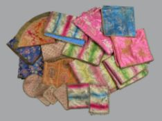 A group of Persian Textiles