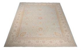 A modern carpet in Amritsar style