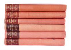 Ɵ The British Racehorse, bound, 32 volumes