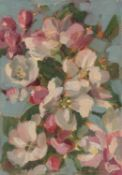 Anne-Marie Butlin, Signs of Spring I (Apple Blossom), 2021