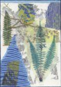 Frances Ryan, River Ferns 2, 2021