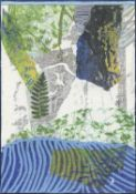 Frances Ryan, Winter River 1, 2021