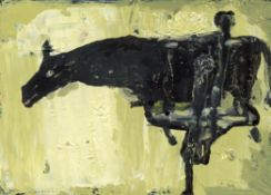 Carol Hodder, Dark Horse, 2021