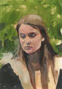 Anne-Marie Butlin, Spring Morning, 2021
