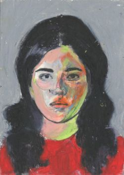 Mercedes Helnwein, Pam, 2021