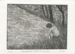 Heidrun Rathgeb, River Boy, Rotach, 2020