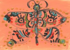 Amanda Doran, Butterfly, 2021