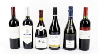 A mixed case of everyday drinking wine