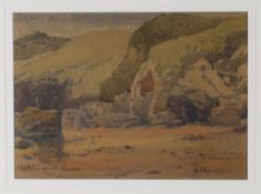 λ Edward Pullee (1907-2002), Hall Sands