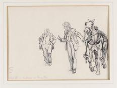 Lionel Dalhousie Robertson Edwards R.I.C.A. (1878-1966) Ilust 8; 'A coolness is begotten (?)'