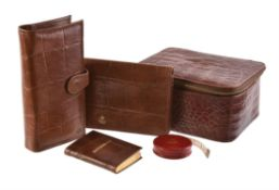 Mulberry, a collection of leather goods