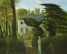 λ John Shelley (British 1938-2020), Surrey Cottages