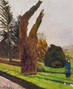 λ Carel Weight (British 1908-1997), The Stricken Tree