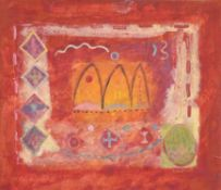 British School (20th century), Untitled (Abstract)