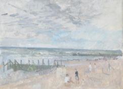 λ Peter Greenham (British 1909-1992), North Sea 1 (Mundesley)