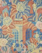 Raoul Dufy (French 1877-1953), Longchamps