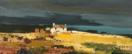 λ Donald McIntyre (British 1923-2009), White Farm
