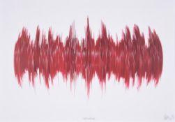 λ Laurence Poole (British b. 1963), Vinyl Revival (Red)]