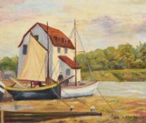 λ Lilian Hawthorn (British 1909-1996), Woodbridge