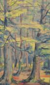 Henry William Phelan Gibb (British 1870-1948), Trees