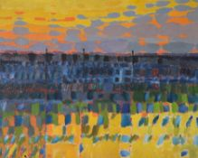 λ Colin Middleton (Irish 1910-1983), Sundown: Carnalridge. No. 2