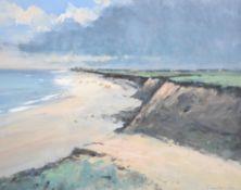 λ Ian Houston (British b. 1934), The Beach at Winterton
