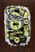 λ K-Guy (British b. 1968), K-Guy vs. The Prodigy, Take Me To The Hospital