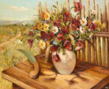 λ Marcel Dyf (French 1899-1985), Fleurs des champs