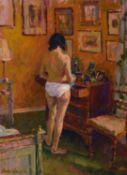 λ Hugo Grenville (British b. 1958), Natalie Dressing