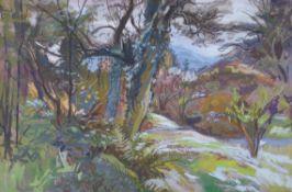 λ Phyllis Bray (British 1911-1991), The Artist's Garden, Wye Valley