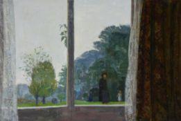λ Margaret Green (British 1925-2003), View from the window