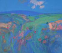 λ John Miller (British 1931-2002), Penwith, Summer Landscape