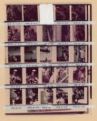 Mercury programme: contact sheets (MA-3,4 & 6) and commemorative photographs, 1961-1963