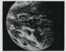 One of the first high quality images of the whole planet Earth, ATS 1, 13 December 1966