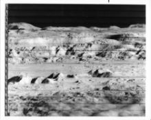 'The Picture of the Century', Crater Copernicus, Lunar Orbiter 2, November 1966