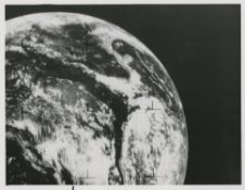 Early high altitude views of the Earth, ATS 2, April 1967