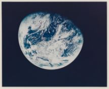 First human-taken photograph of the Earth from beyond its orbit, Apollo 8, December 1968