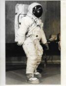 Apollo-era suit prototype, Project Apollo, 1960s
