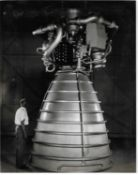 Assorted ephemera illustrating the spacecraft construction