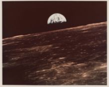 Earthrise, Apollo 10, May 1969