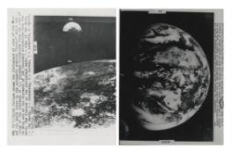 Early Soviet views of the planet Earth, Molniya, Zond 5 and Zond 6, May-November 1966