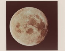 Full Moon, Apollo 11, July 1969