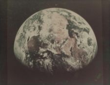 The Planet Earth [large format], Apollo 11, July 1969
