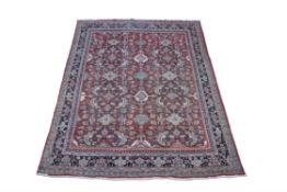 A Serapi carpet