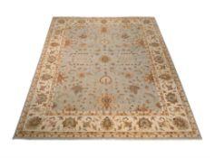 A modern carpet, in Amritsar style