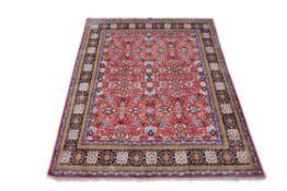 A Ziegler Sultanabad carpet