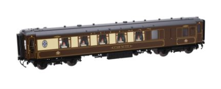 A fine 'Golden Age Models' gauge 1 Pullman coach