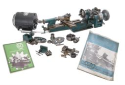 A Perris PL90 Model Engineers Centre Lathe