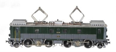 Toby for Fulgurex Swiss SBB 1' B B 1' Gotthard-type Electric locomotive No 12336